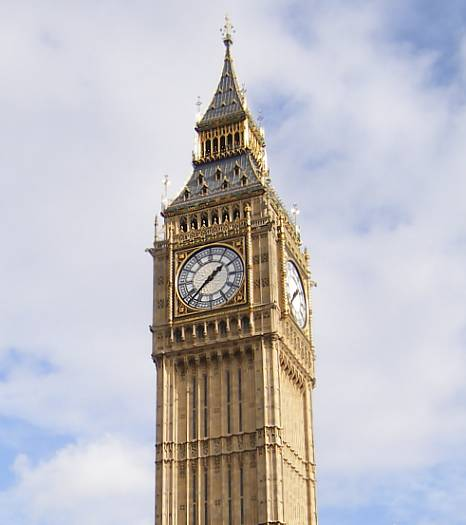 The Big Ben In London The Most Iconic Image Of England Trip And