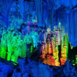 Reed Flute Cave in China