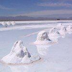 Salar of Uyuni in Bolivia