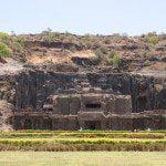 The Shrine of Ellora, in India