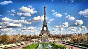 Widescreen-Night-Sky-Paris-Eiffel-Tower-Wallpaper