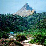 Pico Cristóbal Colón, just to challenge climbers